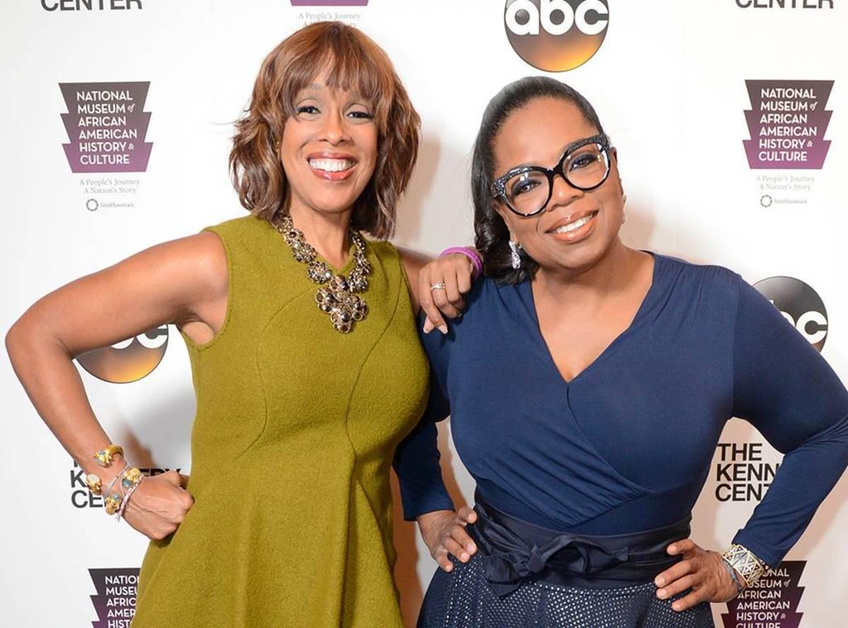 Oprah Winfrey and Gayle King: Example of True Best Friends