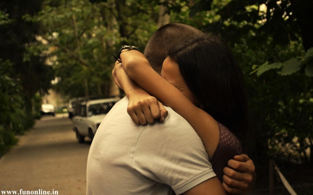 Sometimes a hug is all you need.