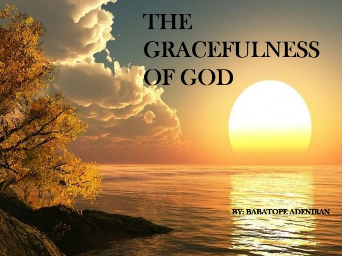 The Gracefulness of God