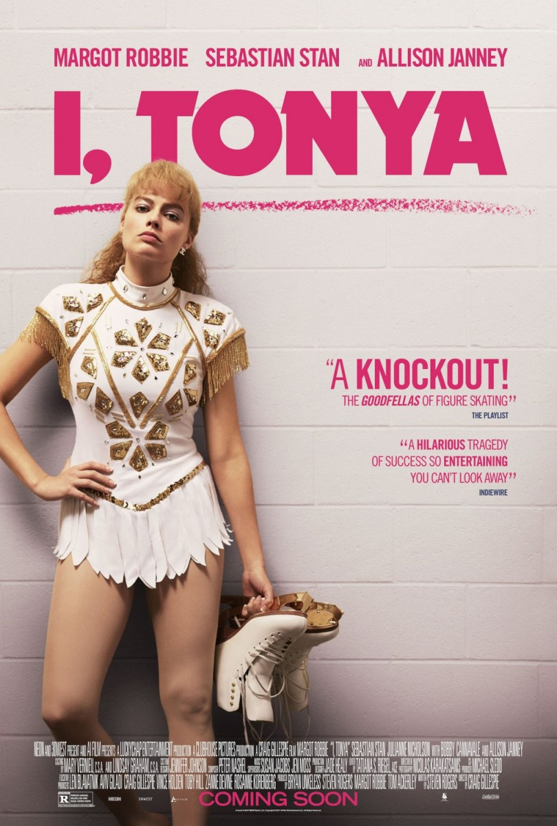"Movie Review: ""I, Tonya"""