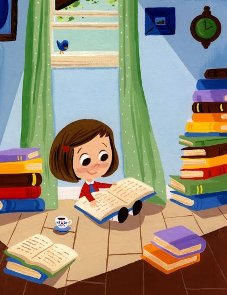 10 Books for Children That Any Adult Can Enjoy