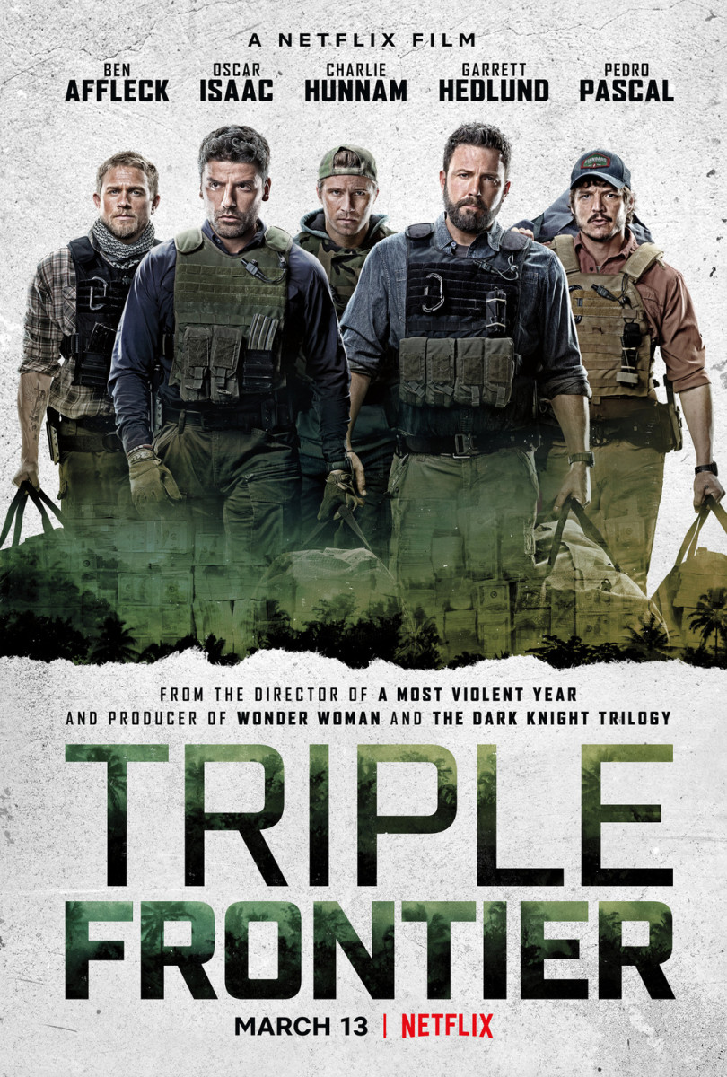 'Triple Frontier' Movie Review