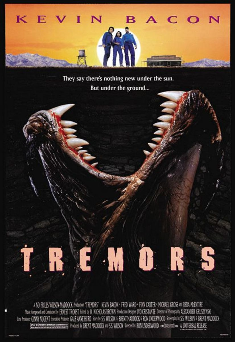 Should I Watch..? 'Tremors'