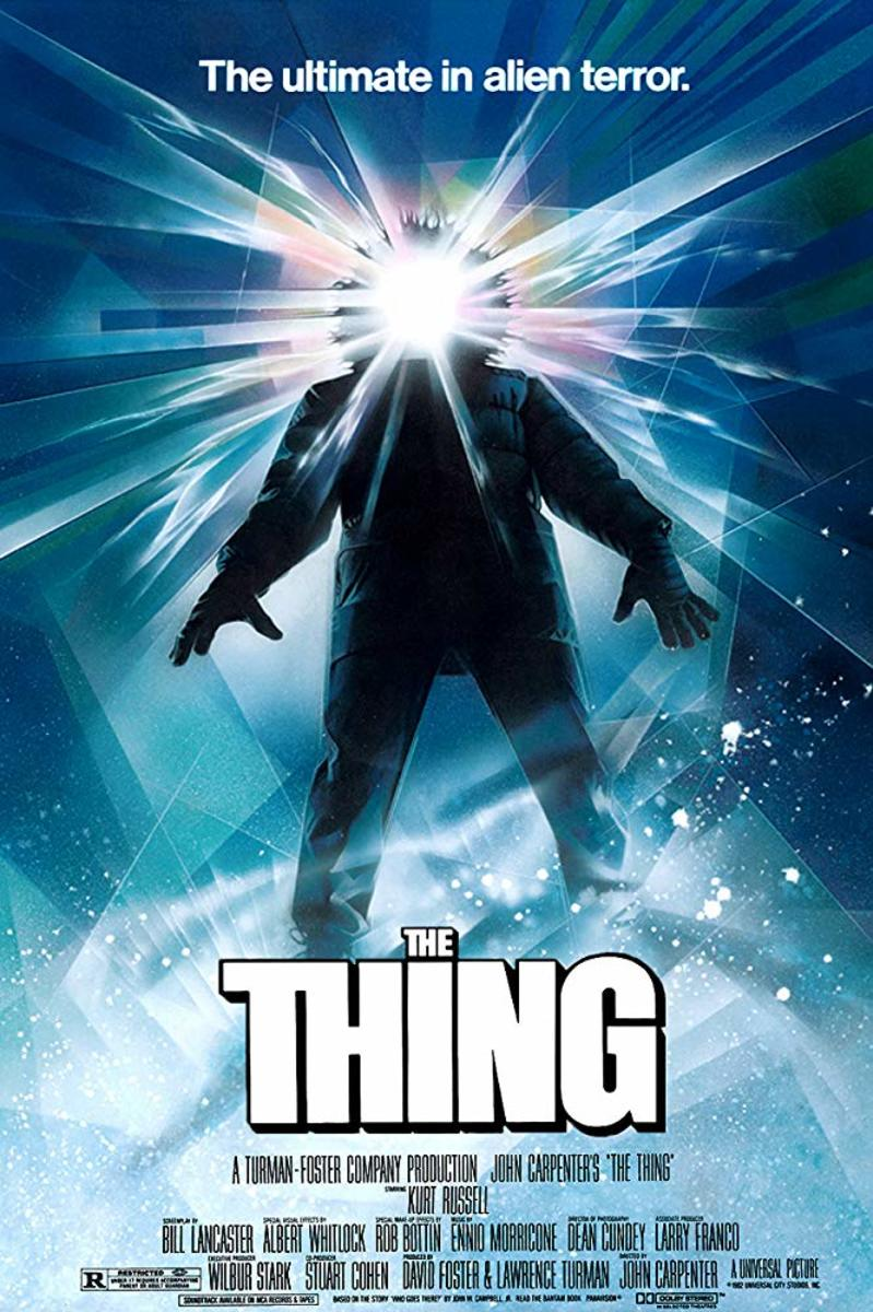 The Thing' (1982) Movie