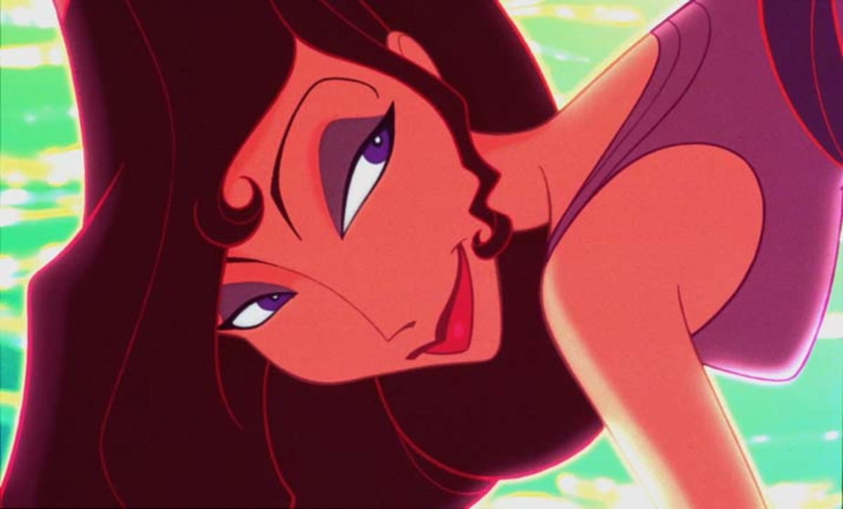 Hercules 1997 Megara Was Easily The Best Disney Princess