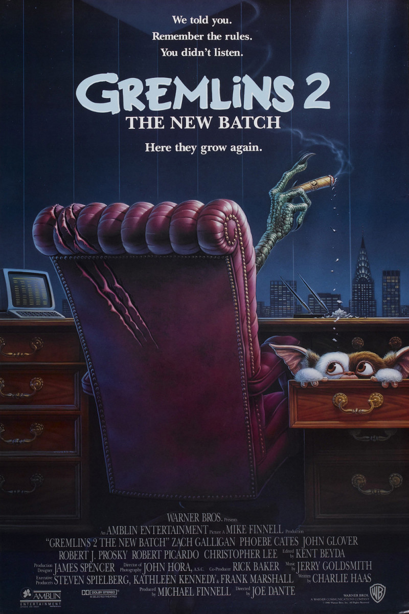 Should I Watch..? 'Gremlins 2: The New Batch'