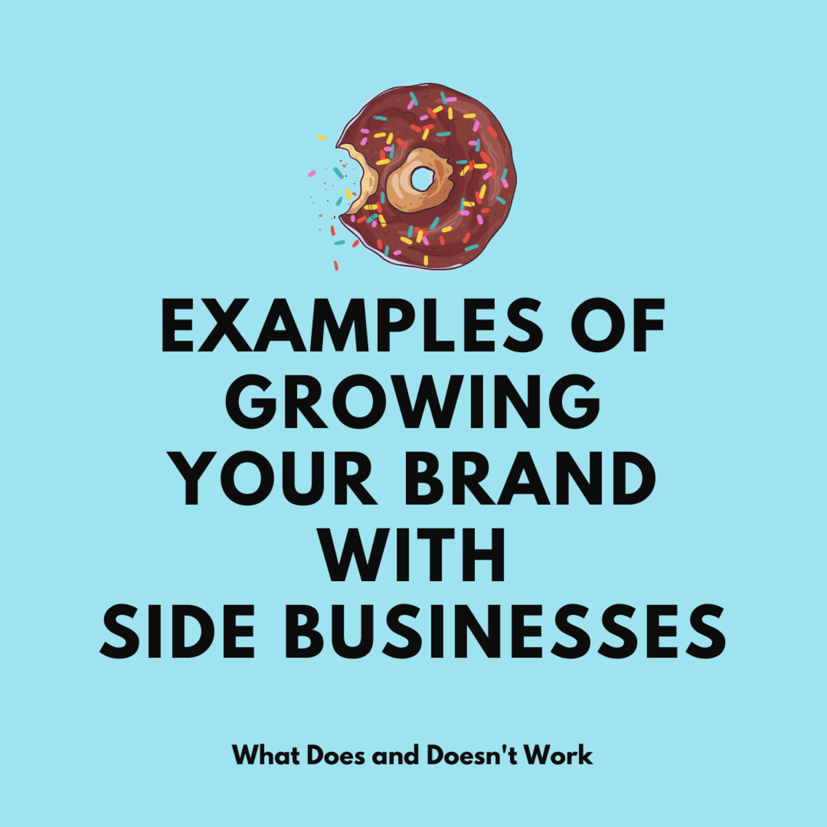 Read some stories of how individuals have tried to use side businesses to grow their brand, and discover what really works.