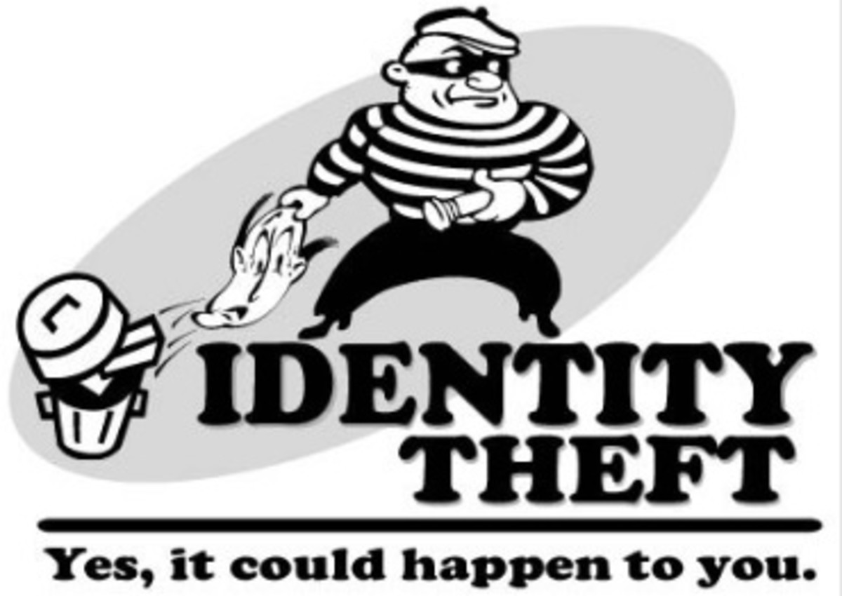 Close Encounter of the ID Theft Kind