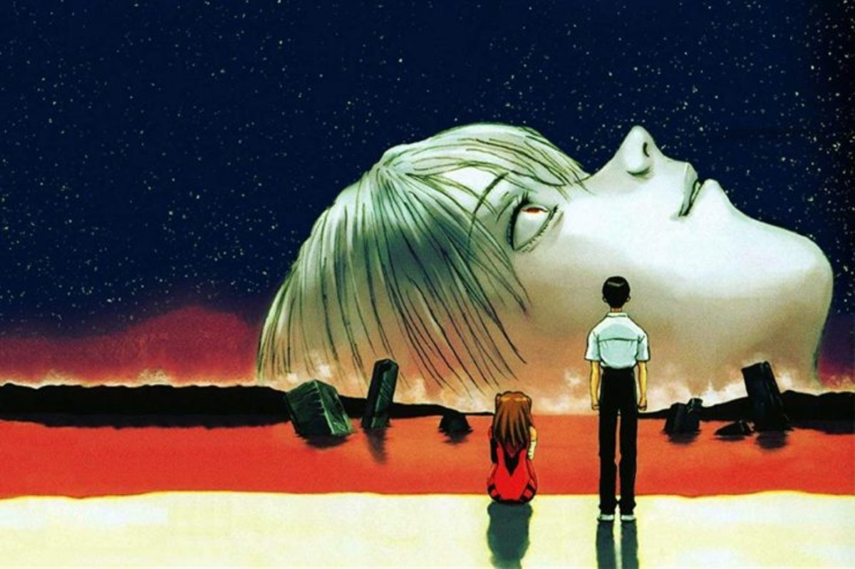 "Resisting Salvation: Blake, Anno, and the Timeless Message of ""Evangelion"""