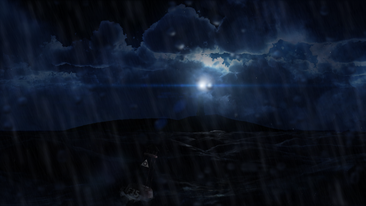 Spirits in the Stormy Night