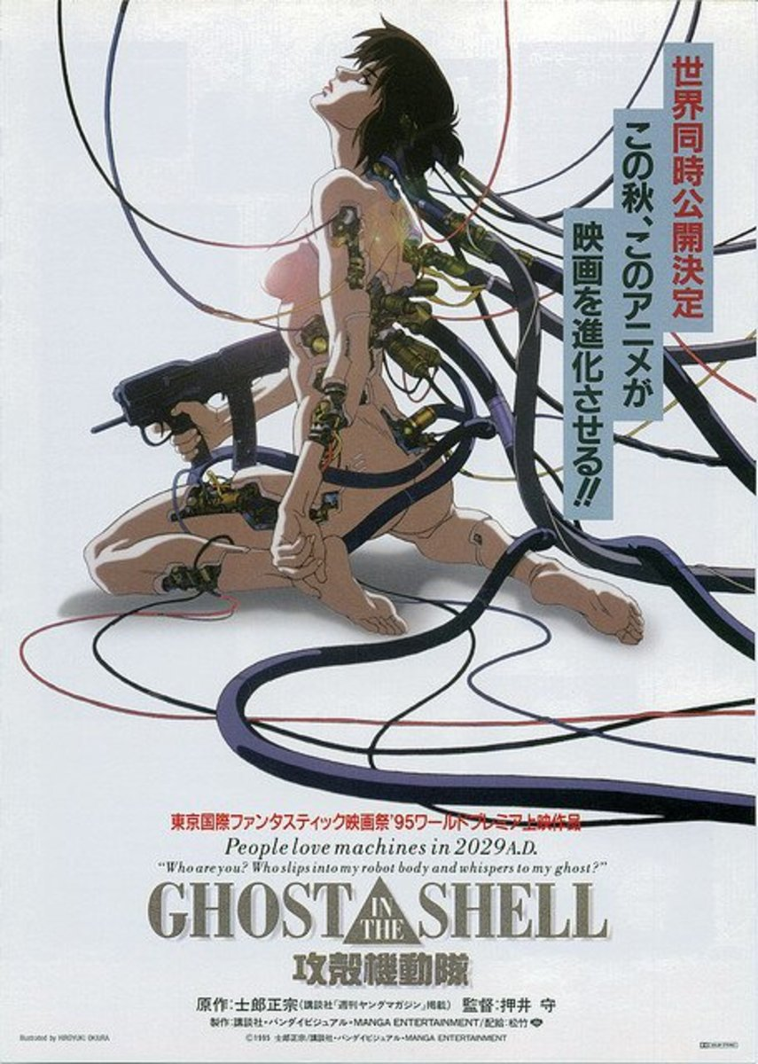Should I Watch..? 'Ghost In The Shell' (1995)