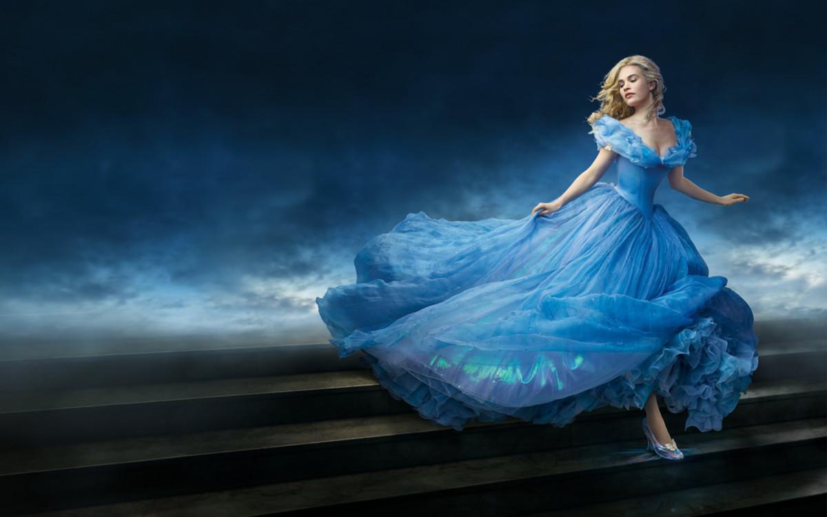 A Modern Day Cinderella Story