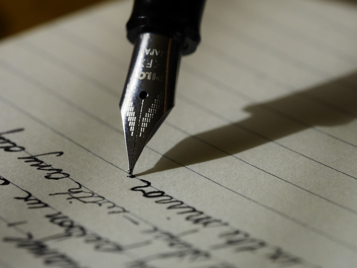 So You Wanna Try Speedwriting