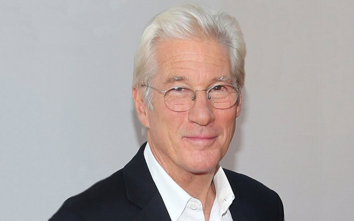 Richard Gere: I Admire You for Being 69, and Having a Baby