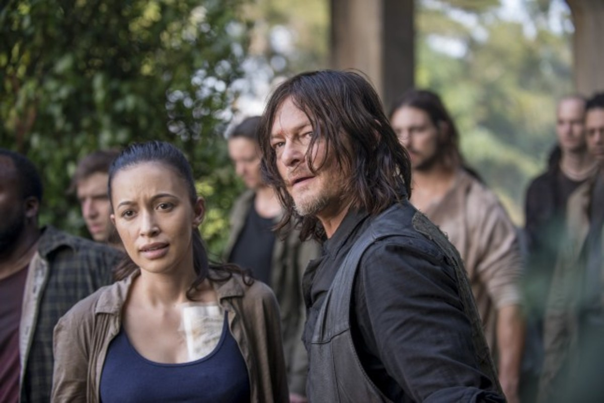 How Angela Kang Saved 'The Walking Dead'