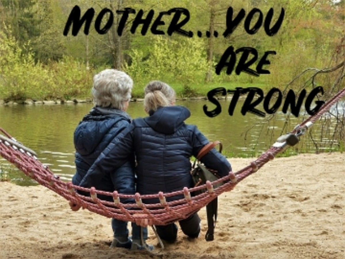 Poem:  Mother...You are Strong