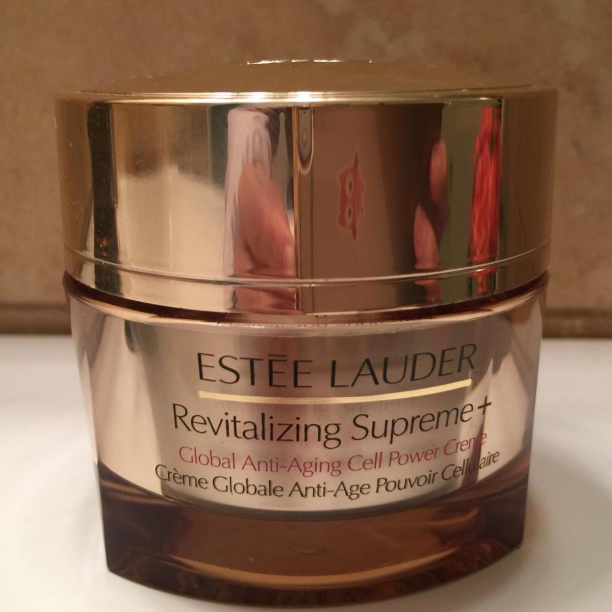Estee Lauder Revitalizing Supreme Global Anti-Aging Cell Power Creme Review