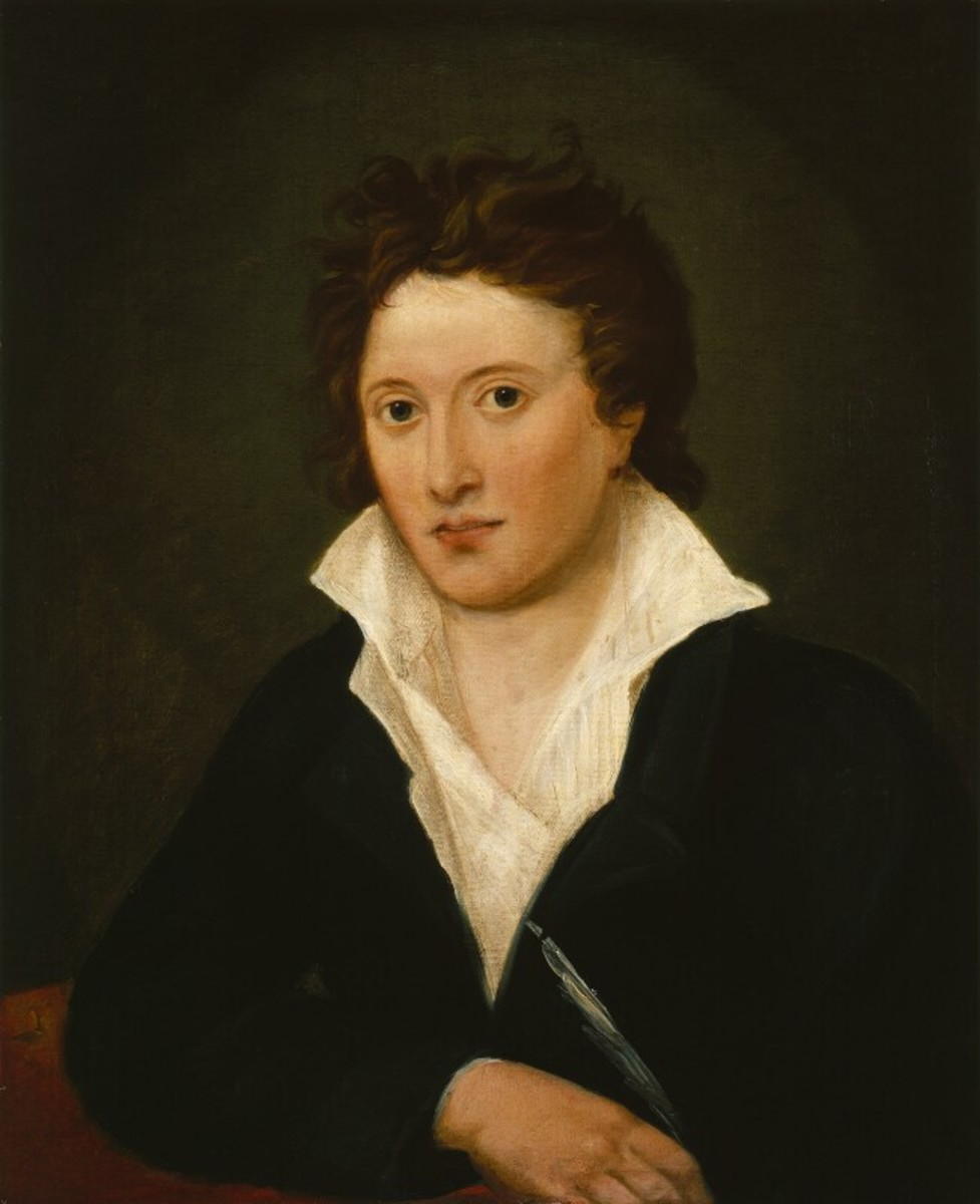 Analysis of Poem To A Skylark by Percy Bysshe Shelley