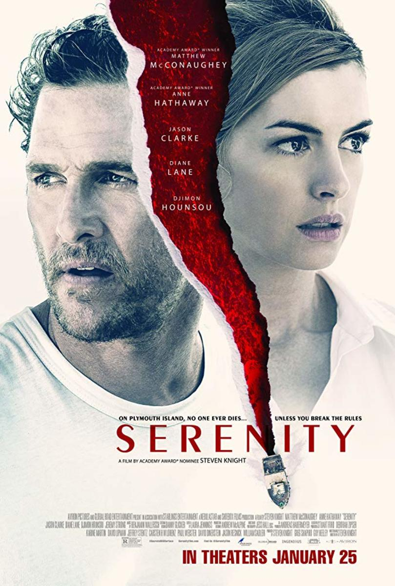 'Serenity' (2019) Movie Review