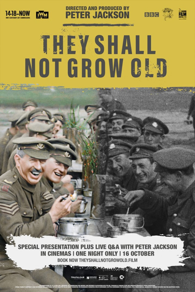 Should I Watch..? 'They Shall Not Grow Old'