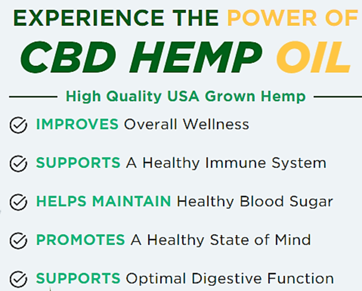 How CBD Hemp Oil Can Help You Live a Healthier Life