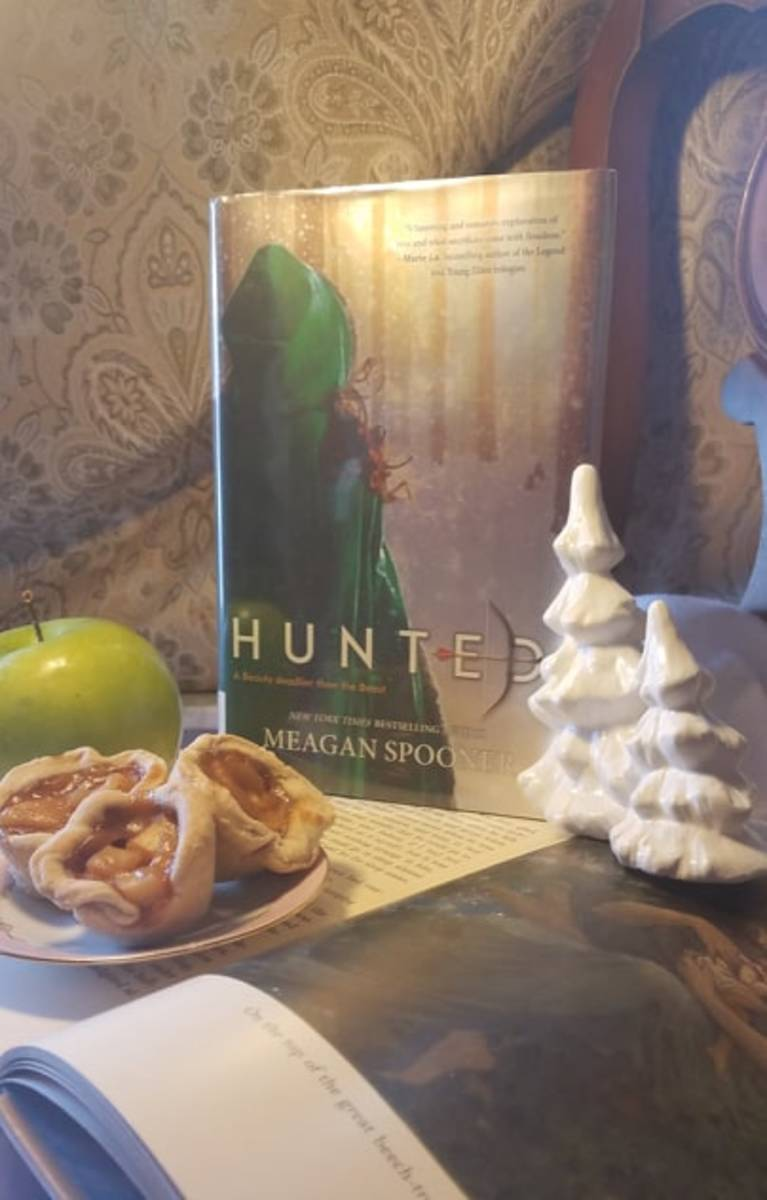 hunted-book-dicussion-and-recipe