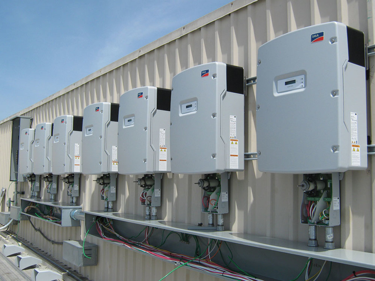 Choosing a Solar Inverter