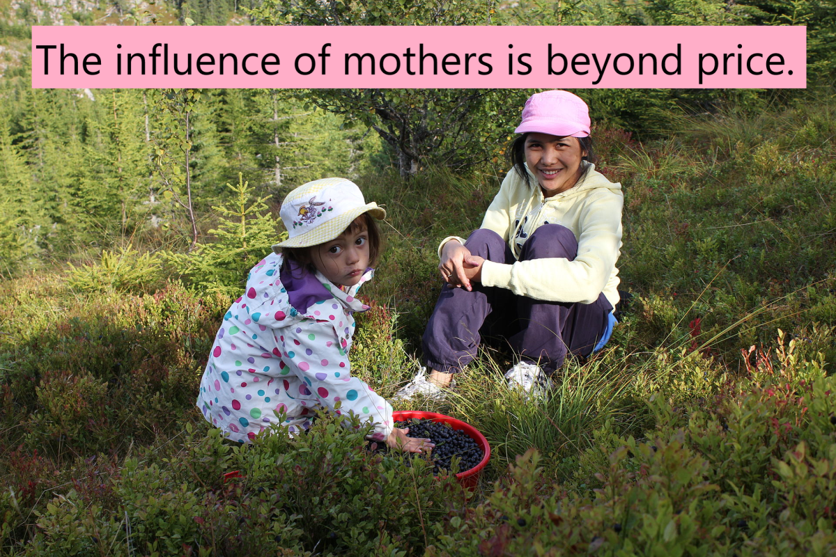 30 Positive Quotes About A Mother's Influence