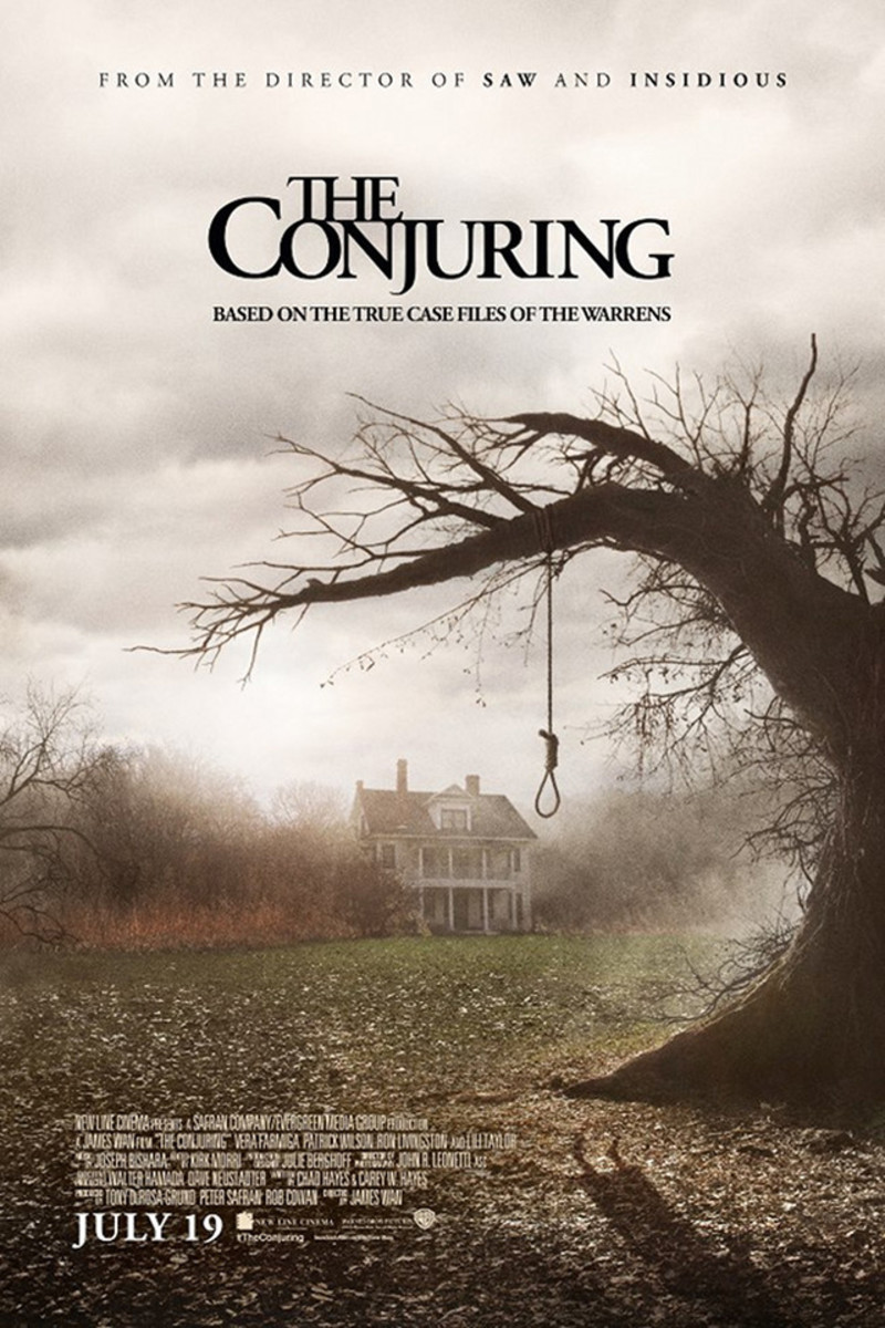Top 15 Harrowing Movies Like 'The Conjuring' (Series)