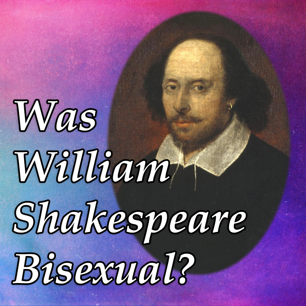 Did William Shakespeare have affairs with both men and women?