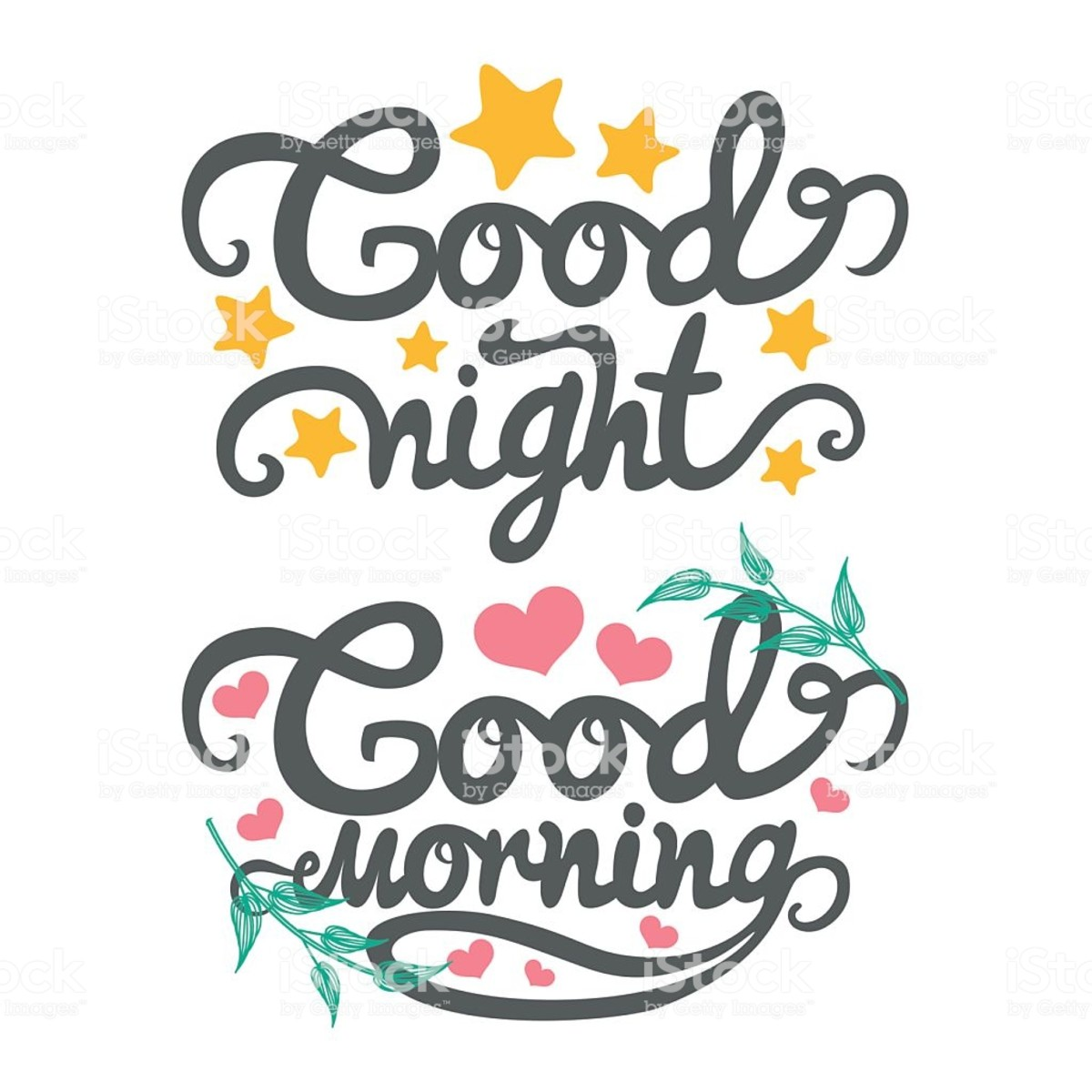 Good Night Good Morning