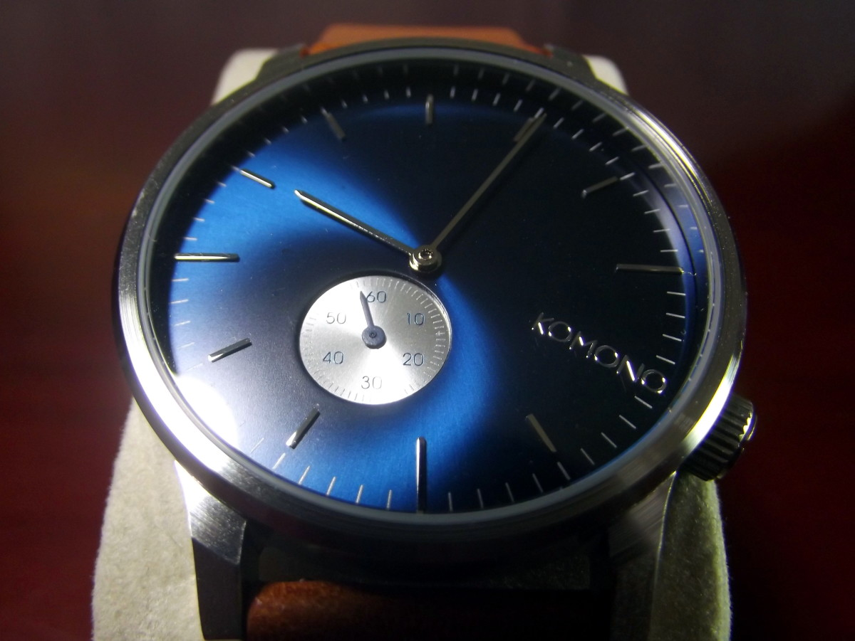Review of the Komono Winston Quartz Watch