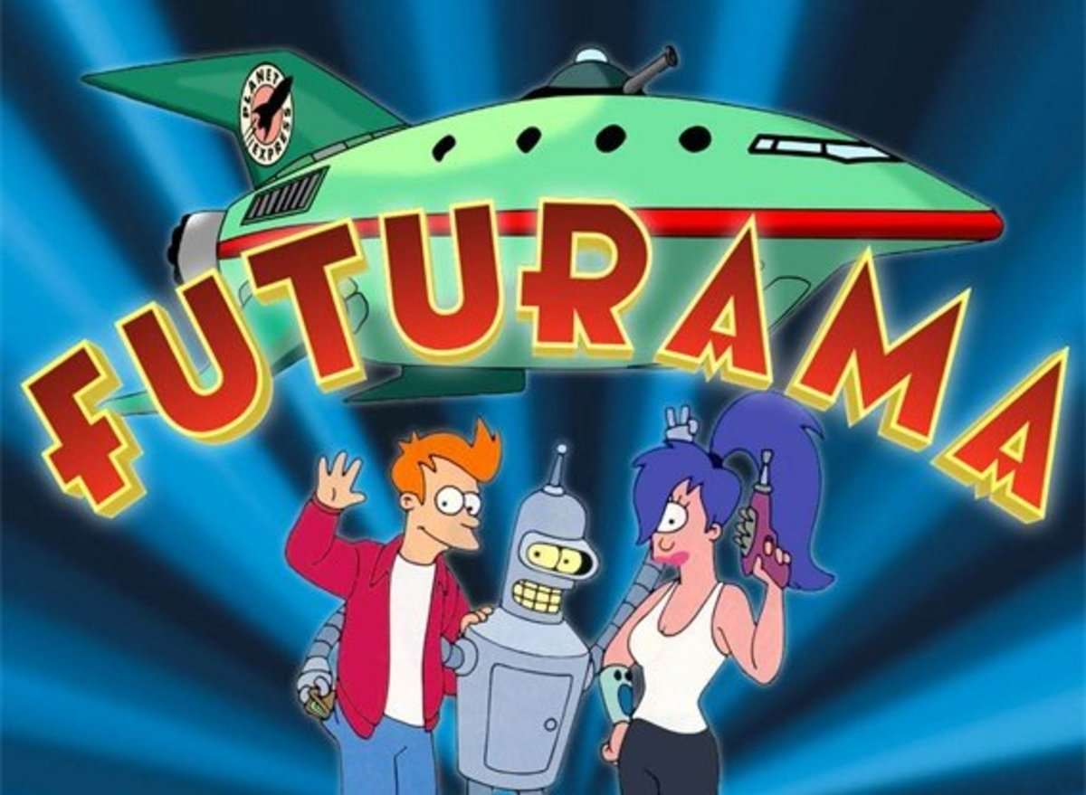 An Analysis of Futurama Using Poststructuralist Theory