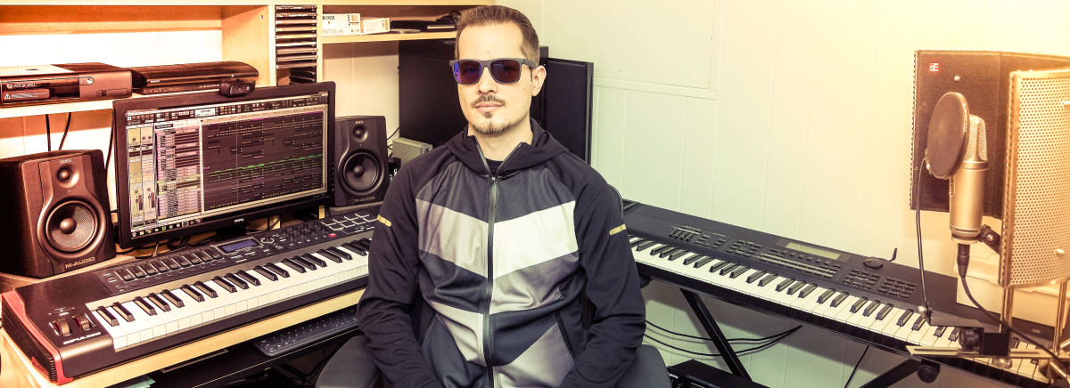 An Interview With Synthwave Artist The Ghost Mall