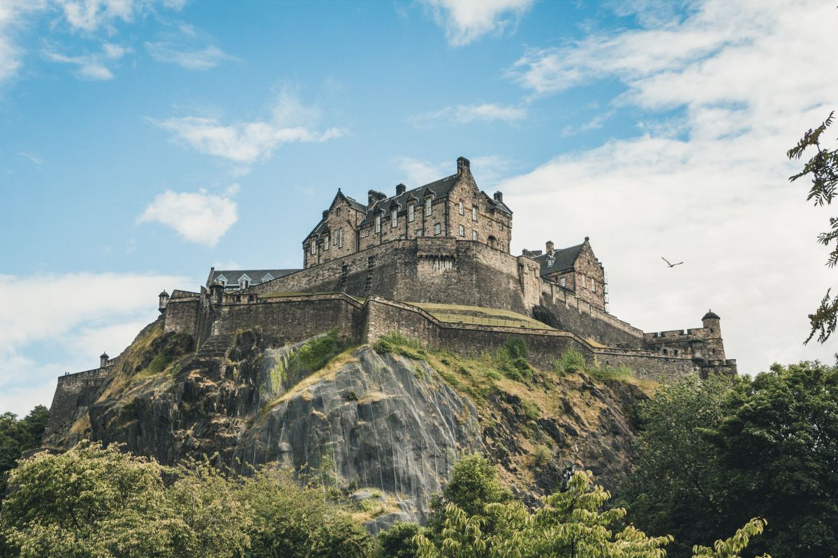 Exploring Historical Edinburgh