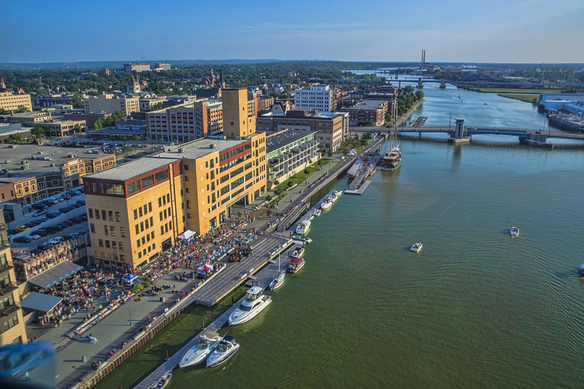 The Top Ten Things to Do in Green Bay, Wisconsin