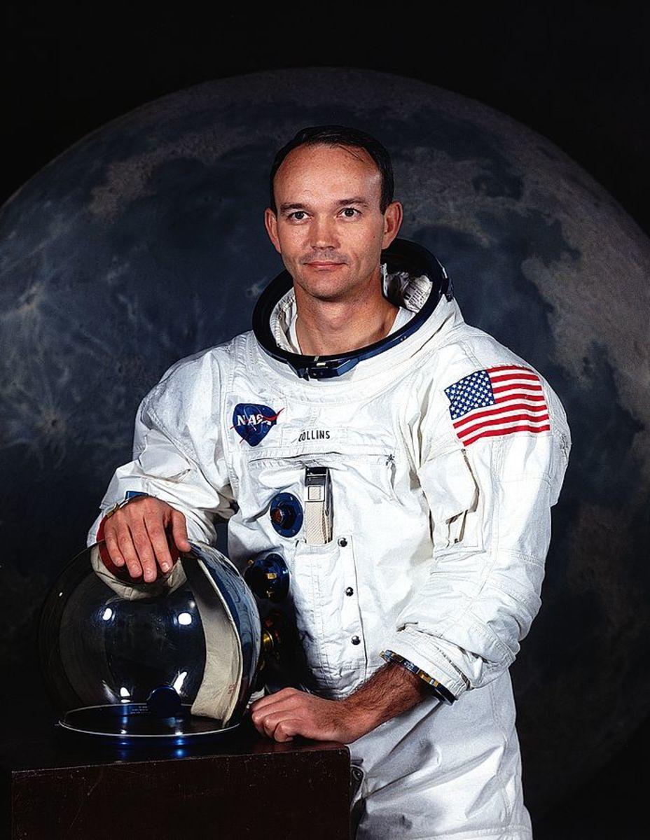 Michael Collins: The Forgotten Apollo 11 Astronaut