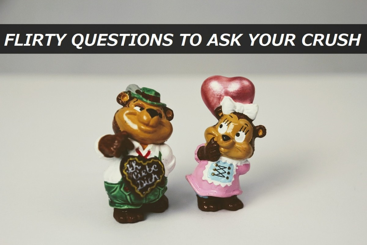150+ Flirty Questions to Ask Your Crush | PairedLife