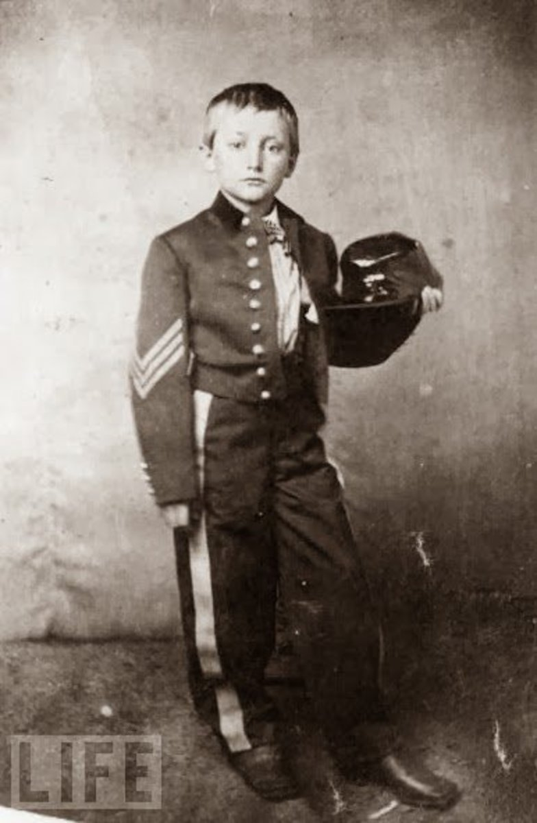 John Clem Fought in the Civil War at Nine-Years-Old