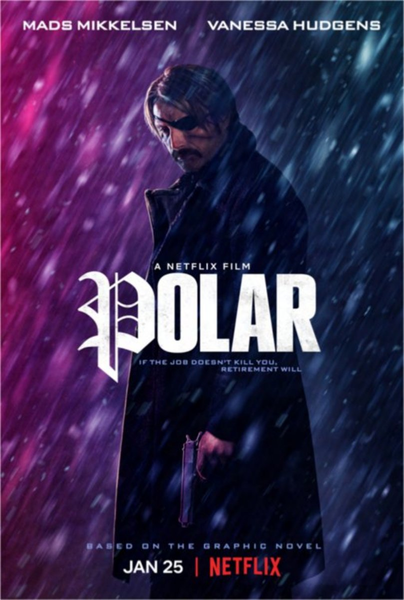 "Movie Review: ""Polar"""