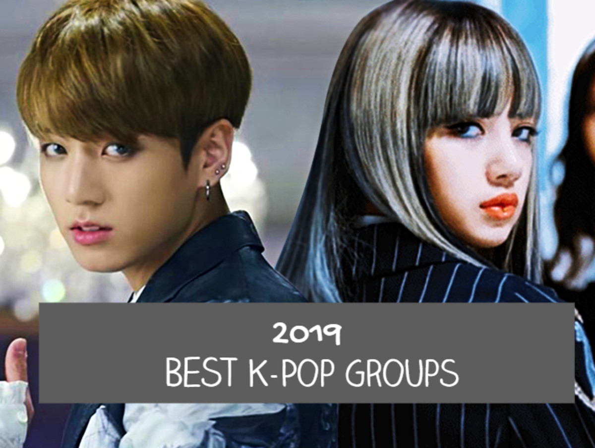 The Best K-Pop Groups of 2019