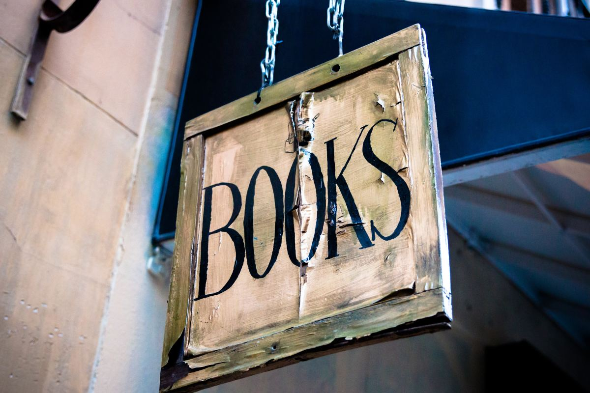 'Those Little out of the Way Bookshops' - a Memoir Snippet From a Very Short Story!