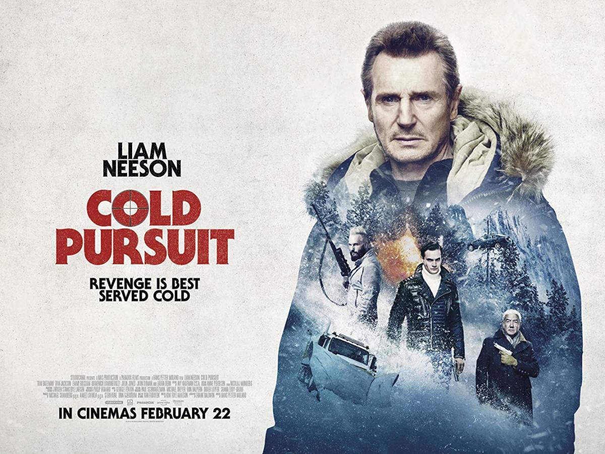 Cold Pursuit (2019) Movie Review