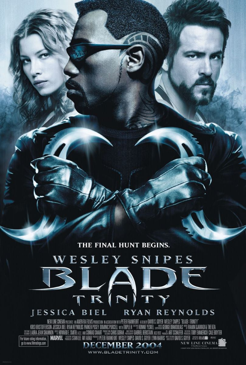 Should I Watch..? Blade: Trinity