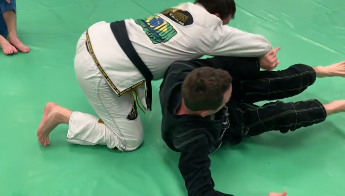 The Movable Frame Concept in BJJ (a Guard Maintenance Deep Dive)