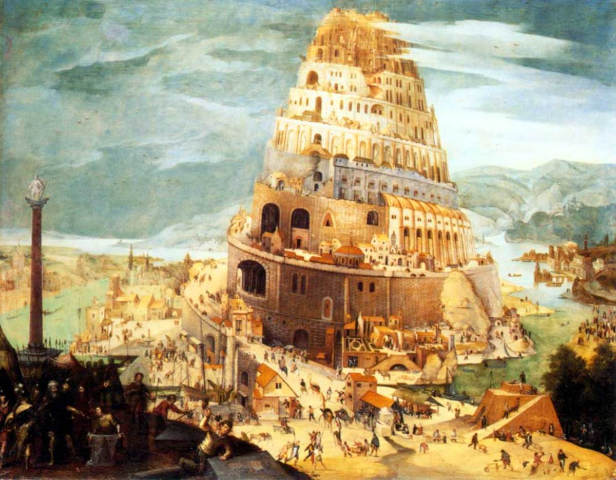 Mans' Monument to Himself: The Tower of Babel