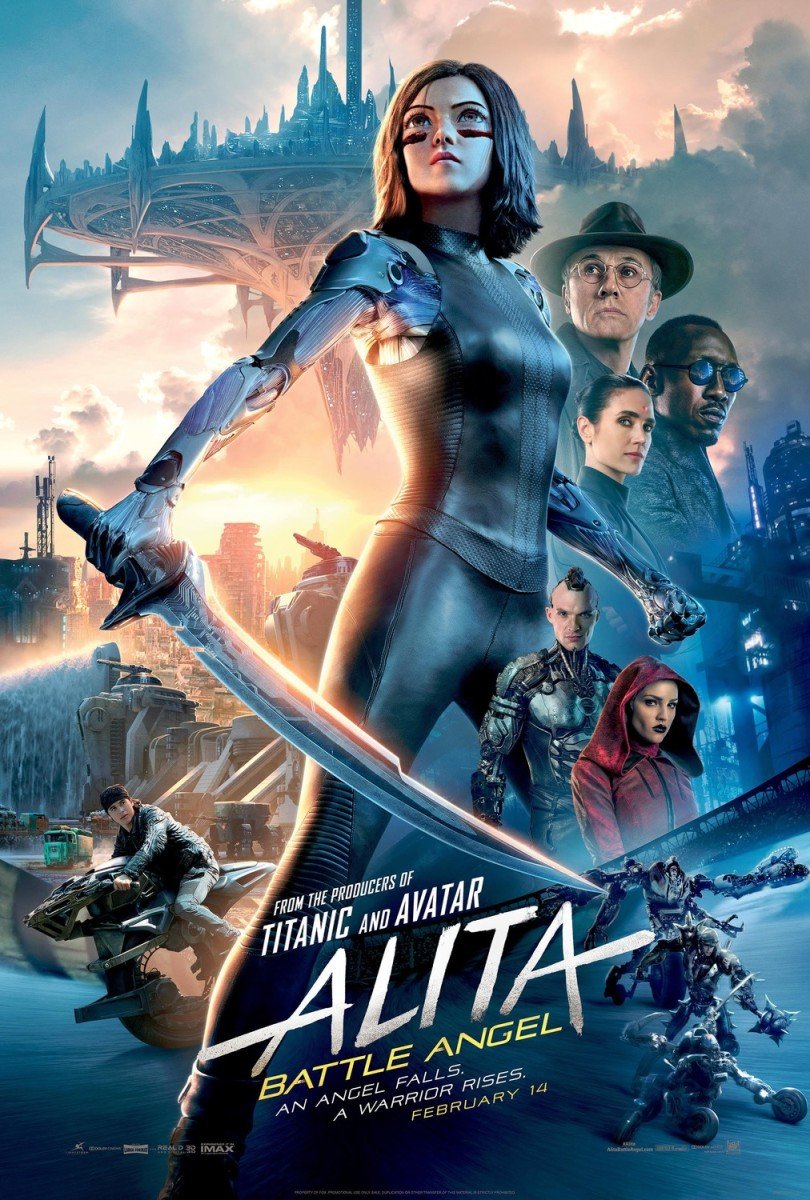 'Alita: Battle Angel' Movie Review