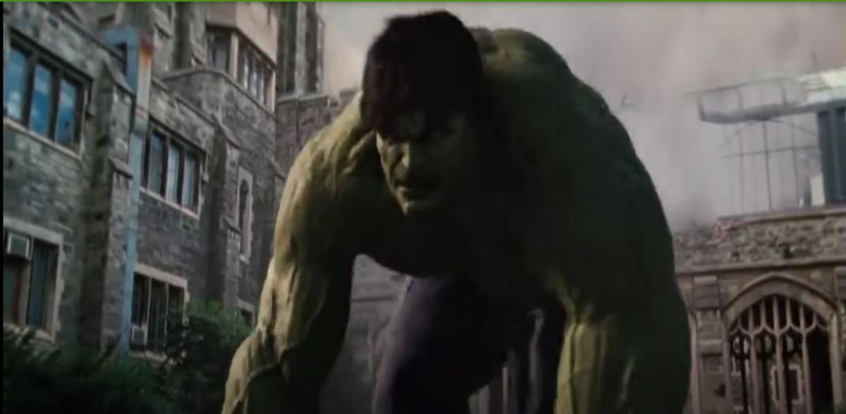 "Film Review: 'The Incredible Hulk' (2008) - The ""Good"" Hulk That Was Bad Too"