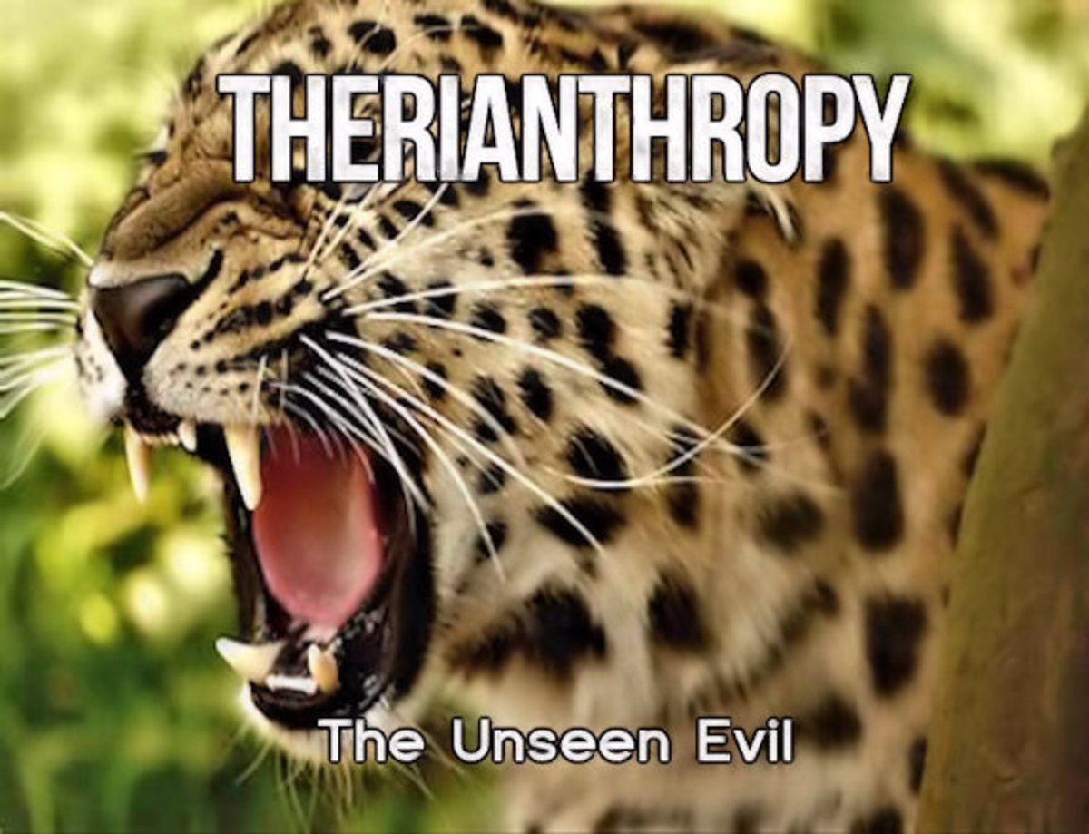 Therianthropy: The Unseen Evil 6