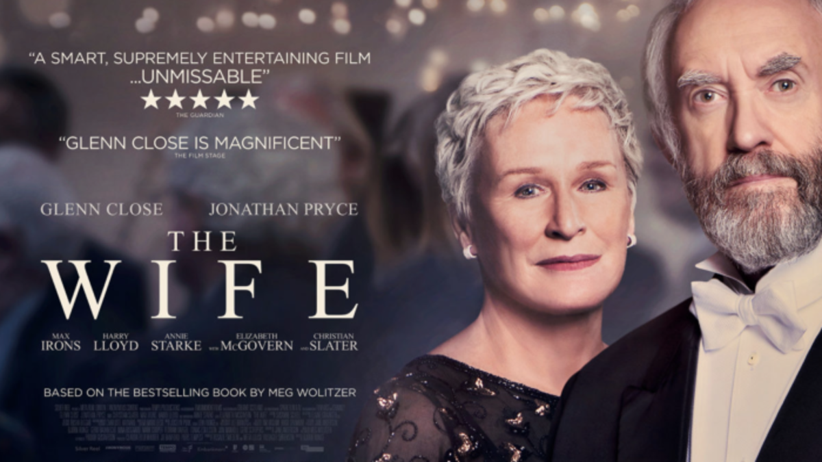 "Modern Masterpiece ""The Wife"" Tells Us More About Mental Disorders Than We May Actually Think"